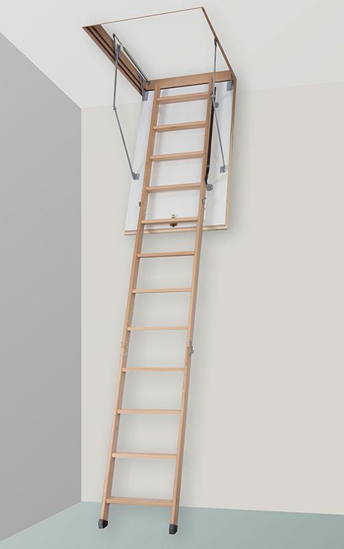 Лестница на чердак Cold Long