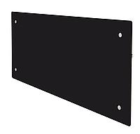 Конвектор електричний обігрівач ADAX CLEA H 06 - 600W KWT Black, фото 1