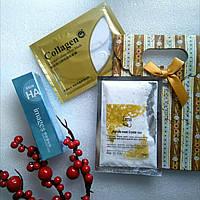 """Подарочный набор  """"Восхищение"""",  средства по уходу за кожей лица, 3 предмета, фото 1"""