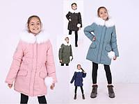 Теплая зимняя куртка, фото 1
