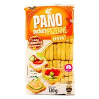 Сухарики Pano suchary pszenne mini (мини сухарики Пано) 120 г. Польша