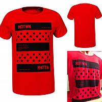 Мужская футболка. Новая коллекция весна -лето 2019