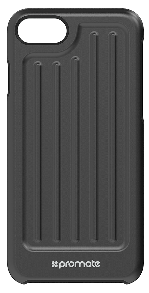 Чехол для iPhone Promate Metal-I7 Grey