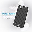 Чехол для iPhone Promate Metal-I7 Grey, фото 2