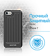 Чехол для iPhone Promate Metal-I7 Grey, фото 5