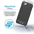 Чехол для iPhone Promate Metal-I7 Grey, фото 3