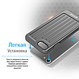 Чехол для iPhone Promate Metal-I7 Grey, фото 7