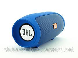 JBL Charge 4 mini jx-2 3W копия, Bluetooth колонка с FM MP3, синяя, фото 3
