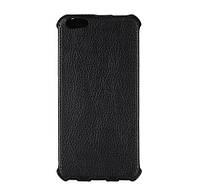 Чехол-флип Vellini Lux-flip для Apple Iphone 6 Plus (Black)
