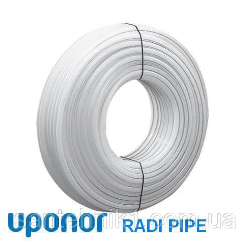Uponor Radi Pipe Труба для опалення PN6 16x2,0 120 м