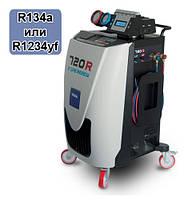 720R TEXA Автоматический заправочный стенд для автокондиционеров R134a и R1234yf Konfort