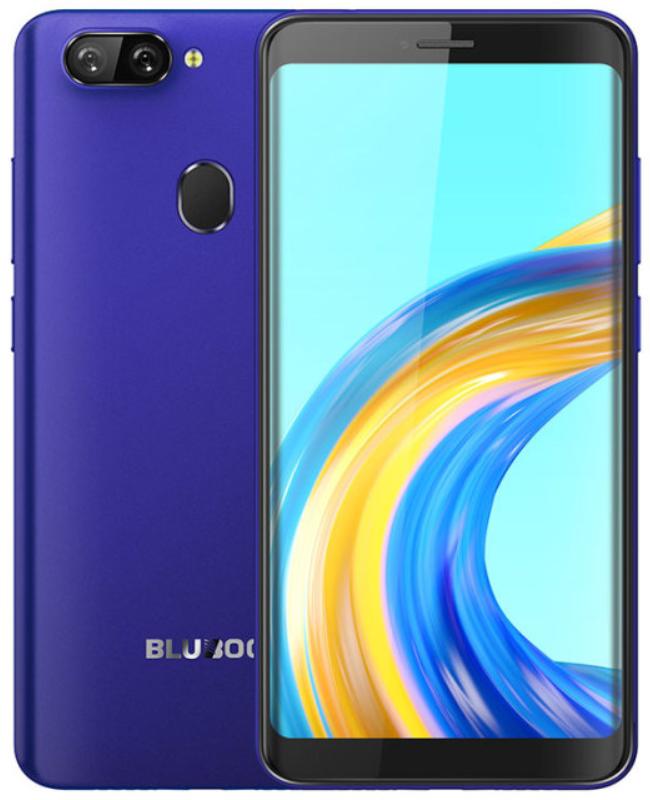Bluboo D6 Pro blue