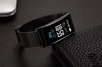 Фитнес-браслет SUNROZ Smart MioBand X3 - черный