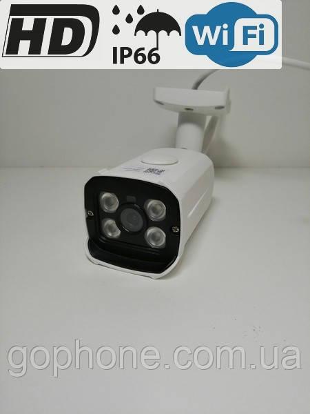IP камера HD+ WiFi+IP66+Нічна зйомка