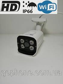 IP камера HD+ WiFi+IP66+Ночная съемка