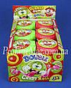 Жевательная резинка JOHNY BEE® Double Crazy Roll рулетка фруктовая, фото 3