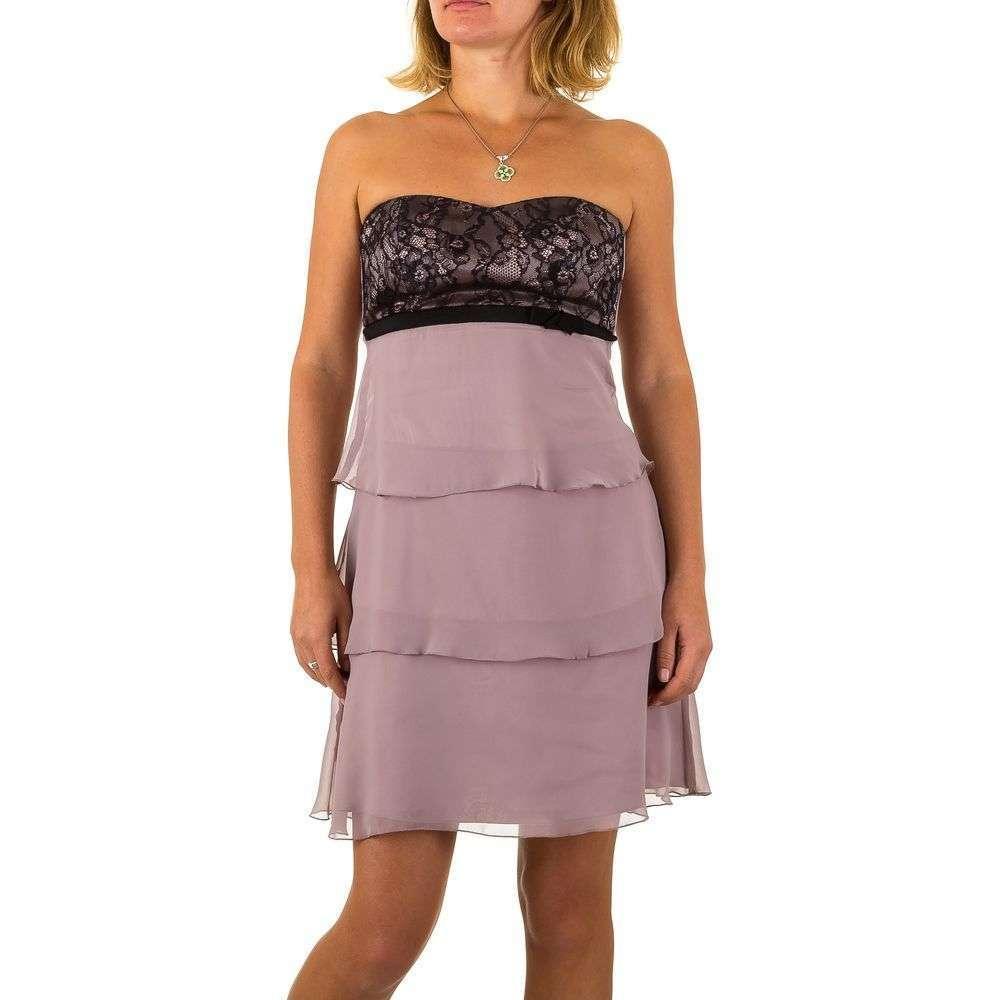 Женское платье от Vera Mont - фиолетовый - Мкл-VM3577-фиолетовый