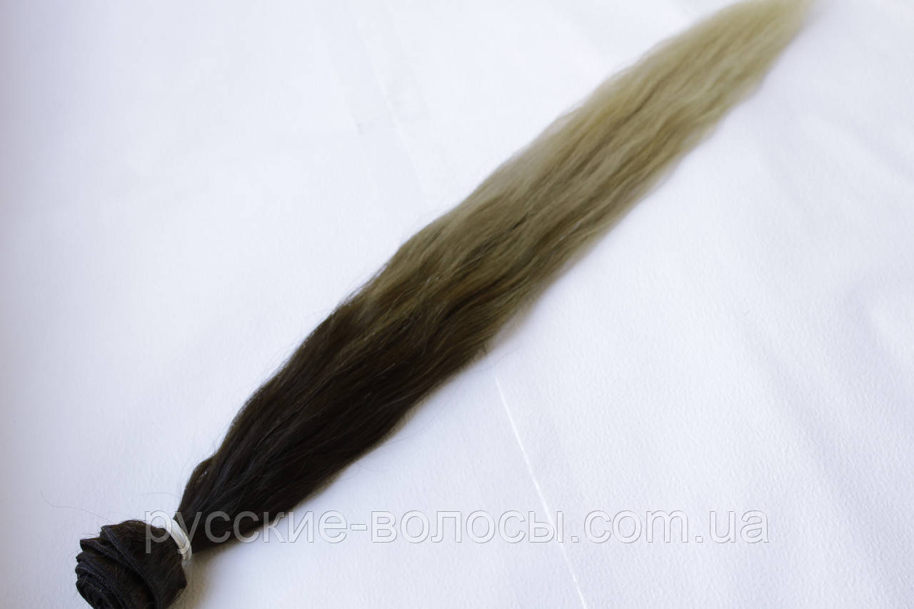 Тресс - славянские волосы премиум+. Омбрэ