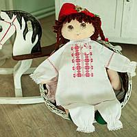 Вишитий костюм для хрестин (дівчинка)