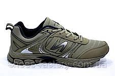 Мужские кроссовки для бега Bona 2019, Оливковые (Бона), фото 3