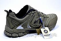 Мужские кроссовки для бега Bona 2019, Оливковые (Бона), фото 2