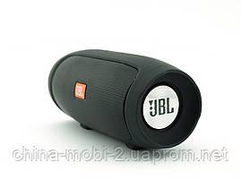 JBL Charge 4 mini jx-2 3W копия, Bluetooth колонка с FM MP3, черная, фото 2