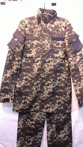 Костюм камуфляж, костюм пиксельный с липучками, фото 2