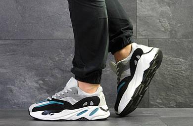 Стильные мужские кроссовки Adidas x Yeezy Boost 700 OG Адидас   чоловічі  кросівки адідас (Топ 8dd469e58c874