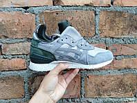 "Зимние кроссовки мужские Asics Gel Lyte III MT ""SneakerBoot"" Grey Khaki"
