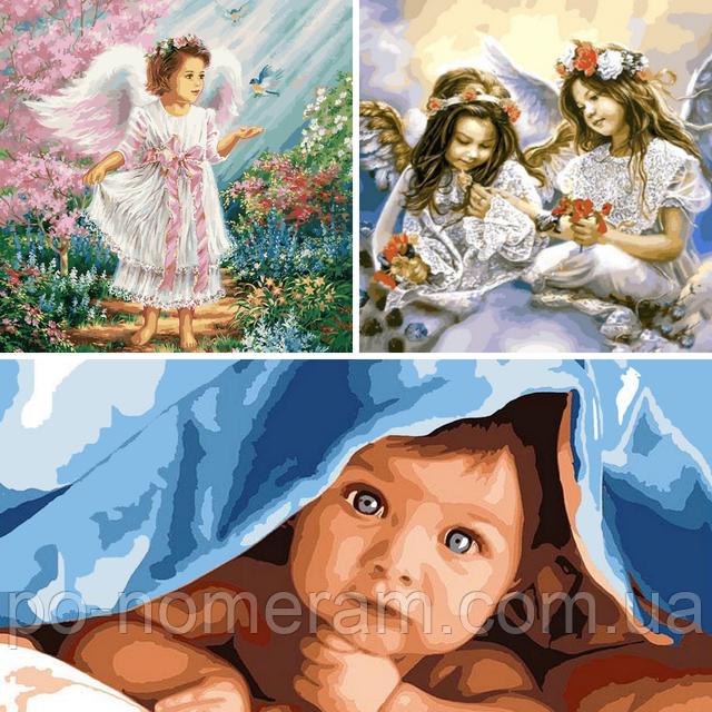 картини акриловими фарбами київ