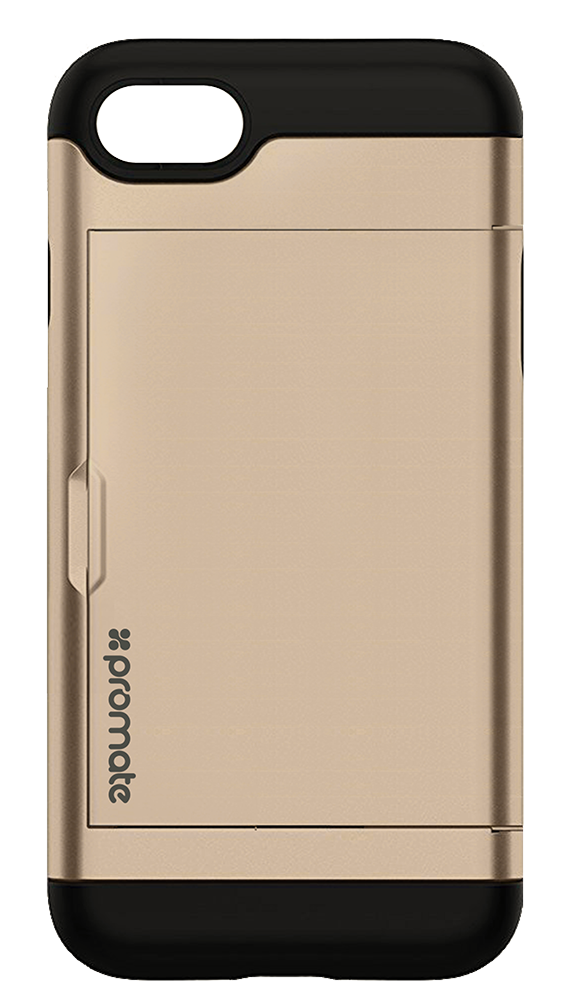 Чехол для iPhone Promate vaultcase-I7 Gold