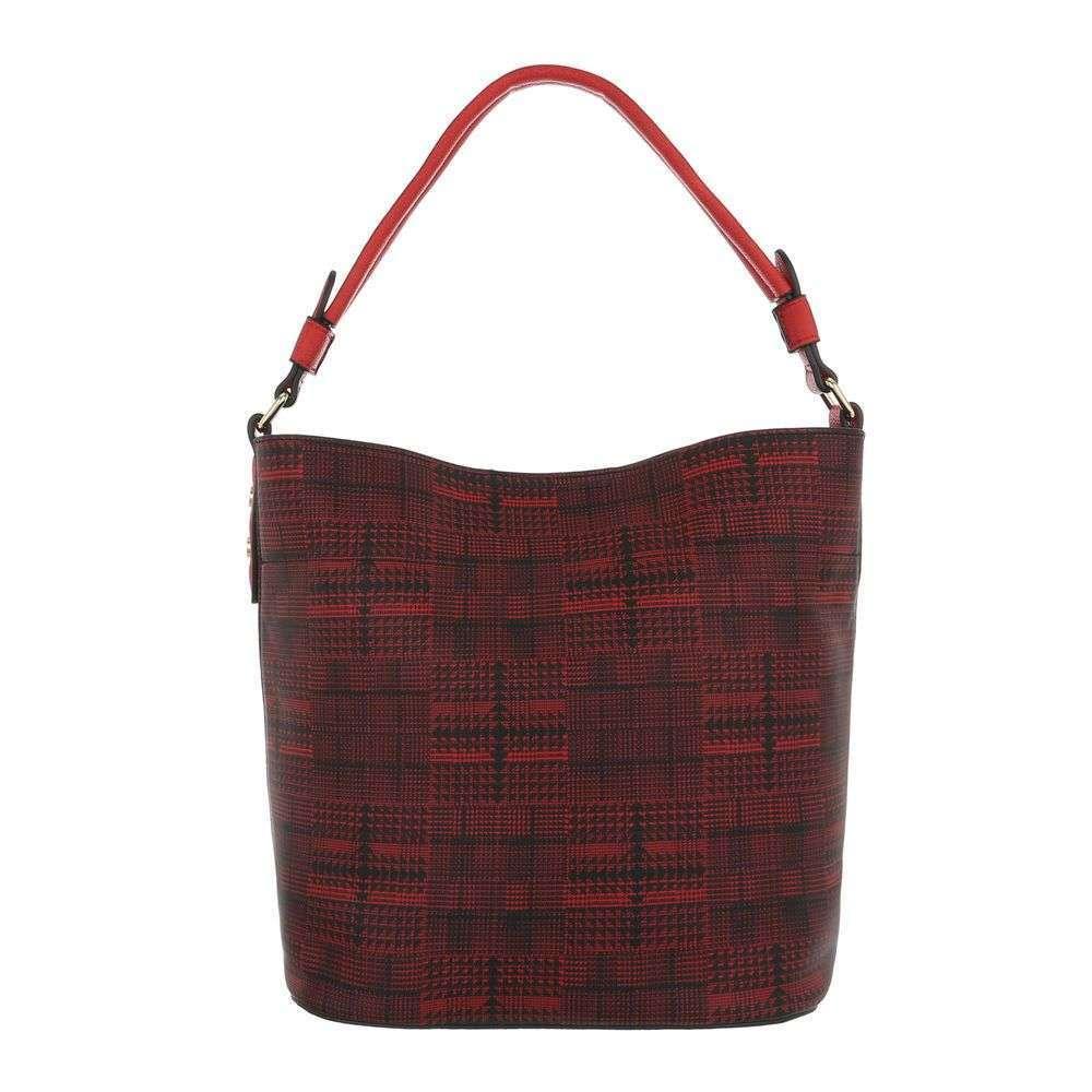 Женская сумка-красный - ТА-9135-18-red