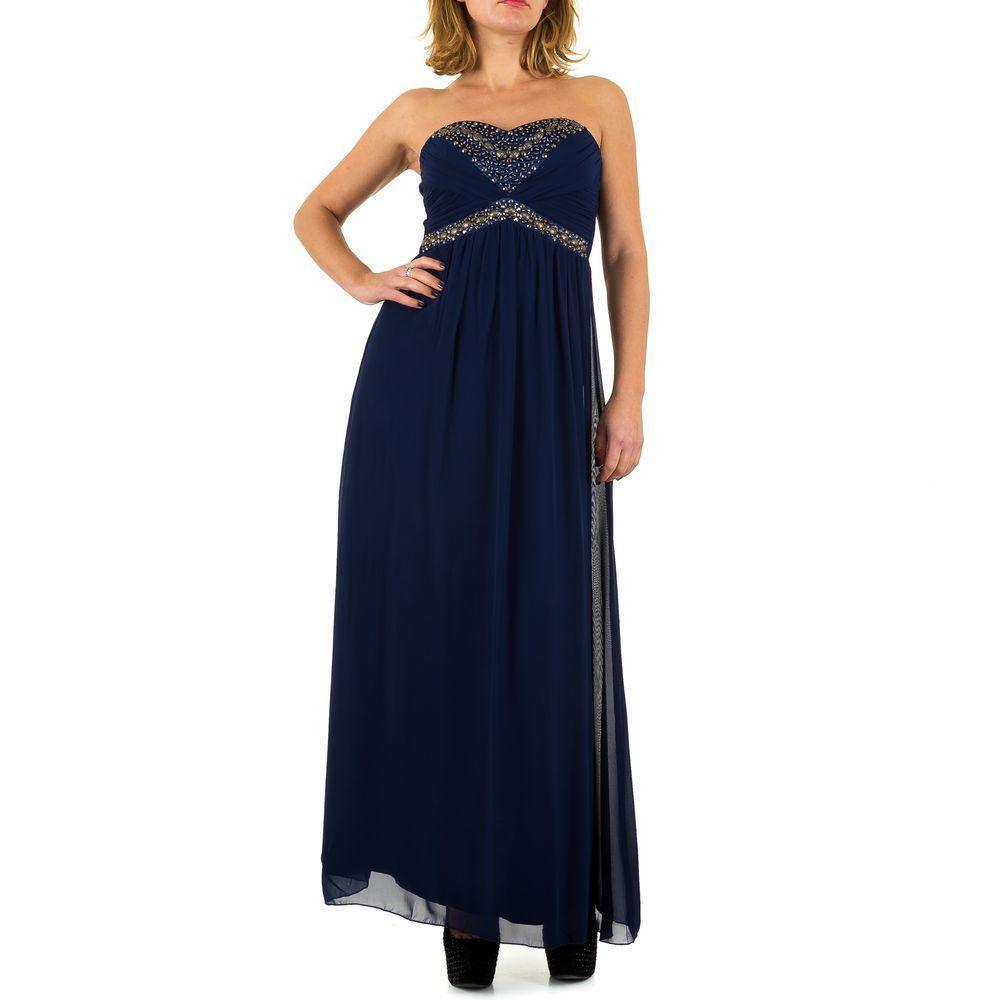 Женское платье от Usco, размер 36 - DK.синий - KL-21711-DK.синий 36