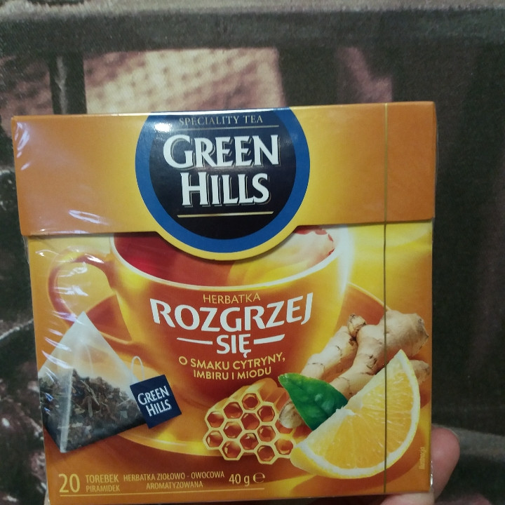Чай Green Hills
