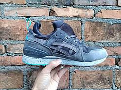 """Кроссовки мужские Asics Gel Lyte III MT """"SneakerBoot"""" Grey (реплика)"""