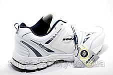 Белые кроссовки Bona 2019, Мужские (кожаные), фото 3