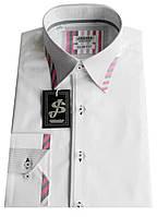 Рубашка мужская приталенная S19.3