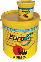 Гипоалергенный реактивный двухкомпонентный клей EURO 5/10кг