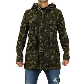 Мужская куртка от Y. Two Jeans, размер M - хаки - KL-H-R102-хаки M