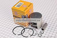 Поршень, кольца, палец к-кт Honda TACT (SA50) 41мм +0,25 желтая коробка-SEE