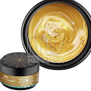 Гель-паутинка Global Fashion Easy Spider Gel, 5 г золото