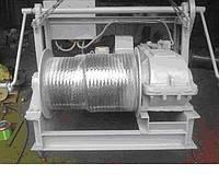 Лебедка электрическая УЛ-5 с ручным приводом