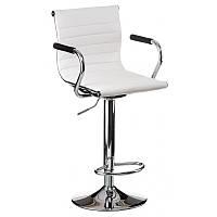 Барный  стул дизайнерский Special4You Bar white plate