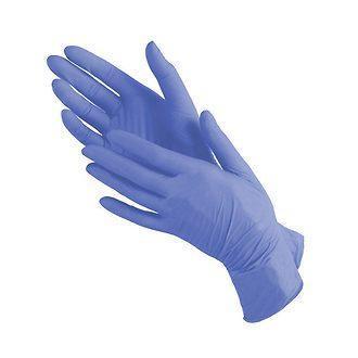Рукавички Polix PRO&MED Purple Blue XS (без пудри)