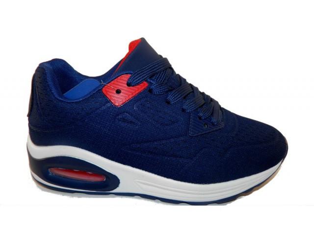 Кроссовки подростковые Jomix D 8196-3 синий