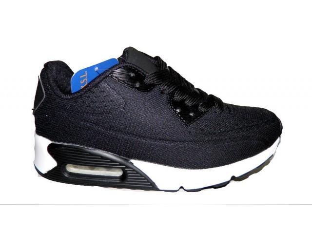 Кроссовки подростковые Jomix D 711-1 черный