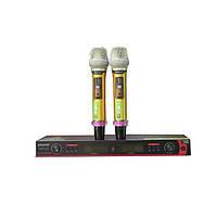 Радиосистема Shure DM UGX10 II, база, 2 микрофона