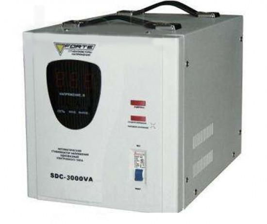 Forte SDC-3000VA Стабилизатор напряжения