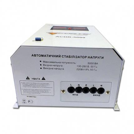 Forte ACDR-5kVA Стабилизатор напряжения, фото 2