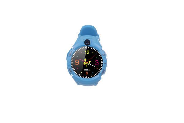 Детские часы с GPS трекером ERGO GPS Tracker Color C010 Blue, фото 2